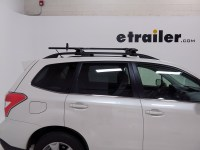 subaru forester Rhino-Rack MountainTrail Rooftop Bike ...