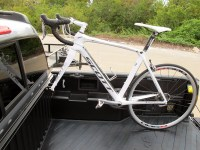 RockyMounts Clutch SD Truck Bed Rail Bike Carrier - Fork ...