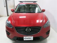 Roof Rack for Mazda CX 5, 2014 | etrailer.com