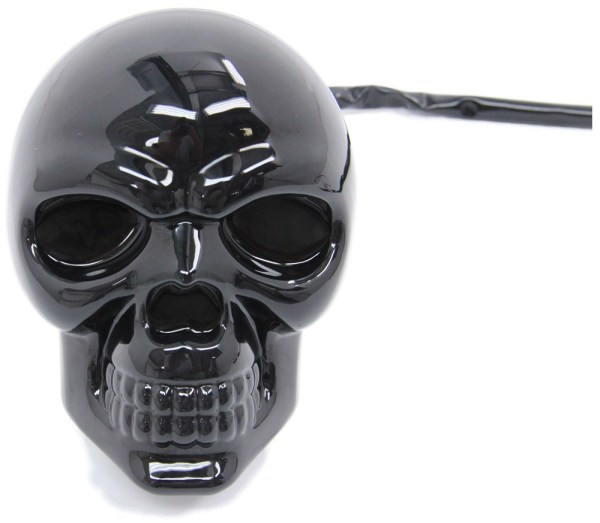 "Skull Led Lighted Trailer Hitch Cover - 1-1 4"" And 2"