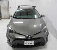 Roof Rack for 2016 Toyota Corolla | etrailer.com