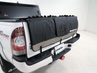 Swagman Tailwhip Tailgate Pad and Bike Rack for Mid-Size ...