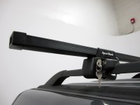SportRack Frontier Roof Rack for Raised, Factory Side ...