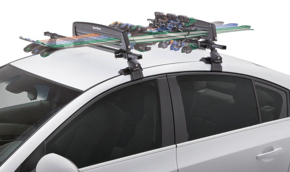 SportRack Ski and Snowboard Carrier