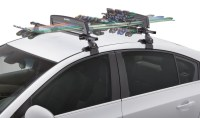 SportRack Ski and Snowboard Carrier - Roof Mount - Locking ...
