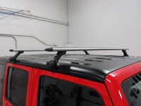 Barricade Wrangler Roof Rack Textured Black J100173 07
