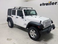 Jeep Wrangler Unlimited No Roof