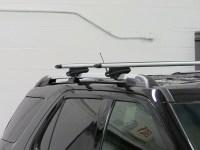 Thule Roof Rack for Ford Explorer, 2011 | etrailer.com