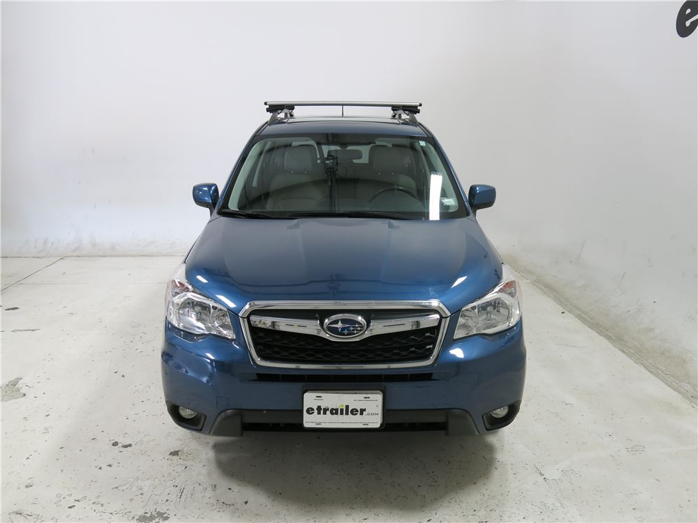 Thule Roof Rack for Subaru Forester, 2014