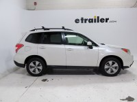 2015 Subaru Forester Thule Rapid Crossroad Roof Mounted