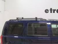 Roof Rack for jeep patriot, 2014 | etrailer.com
