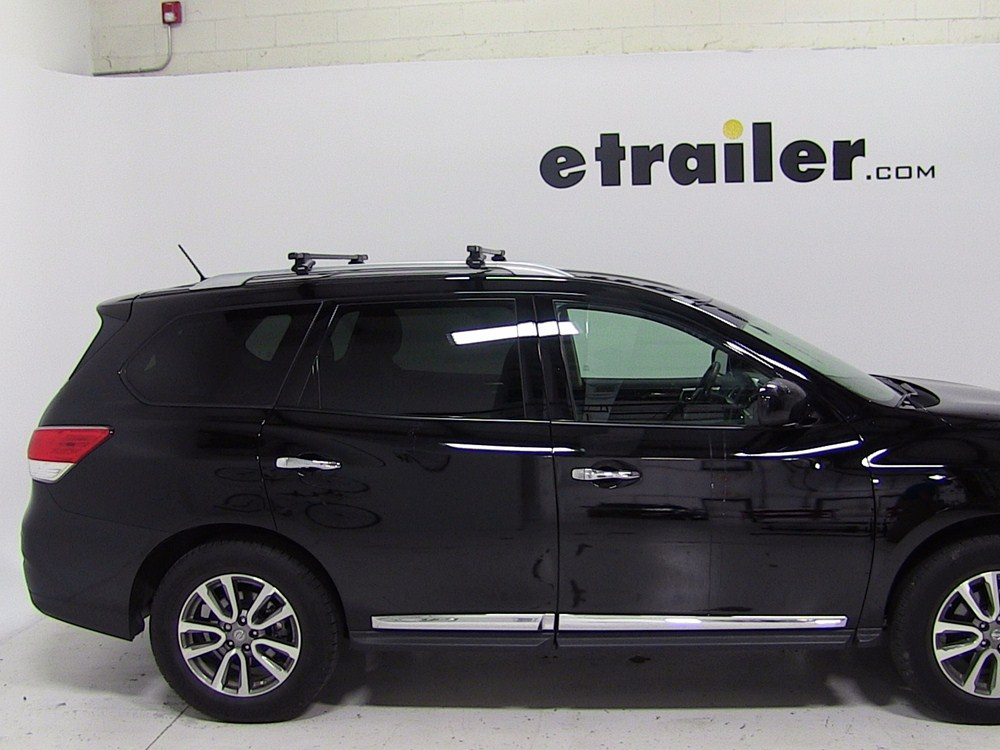 Thule Roof Rack for 2013 Nissan Pathfinder