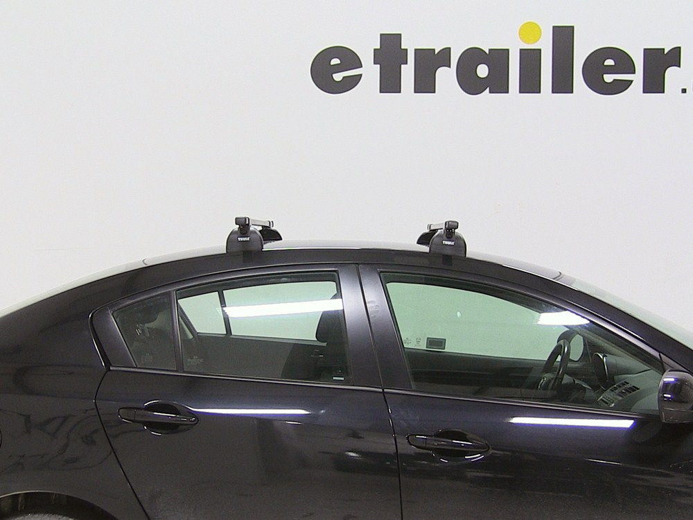 Thule Roof Rack for 2010 Subaru Impreza
