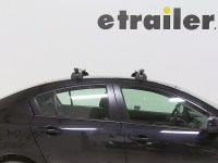Thule Roof Rack for 2010 Subaru Impreza