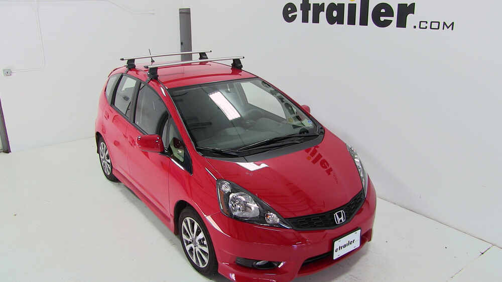 Honda Fit Roof Racks