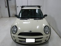 Service manual [2005 Mini Cooper Crossbar Installation