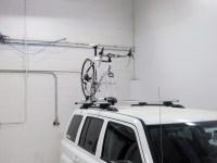 Thule Paceline Roof Bike Rack - Fork Mount - Clamp On ...