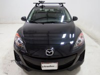 Mazda 3 Thule Big Mouth Roof Mounted Bike Rack