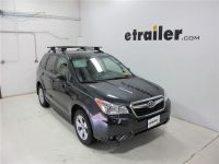2016 Subaru Forester Thule AeroBlade Edge Roof Rack for ...