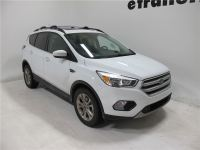 2013 Ford Escape Thule AeroBlade Edge Roof Rack for Raised ...