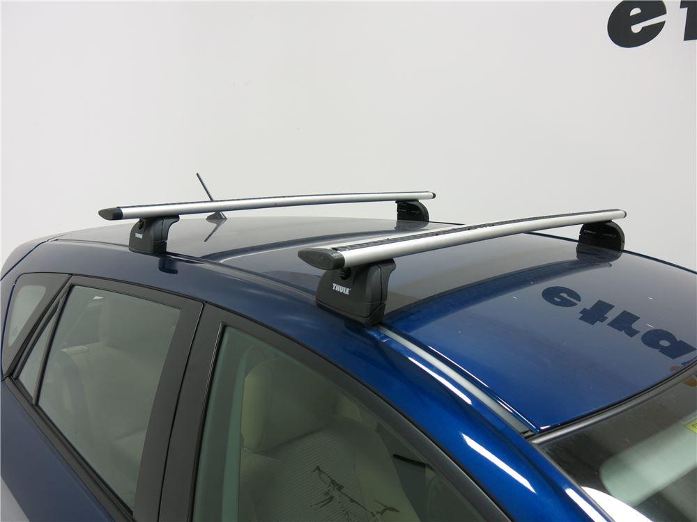 Thule Roof Rack for 2013 Subaru Impreza