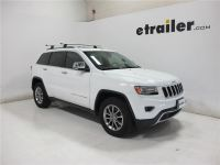 Thule Roof Rack for Jeep Grand Cherokee, 2017