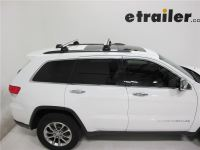 Thule Roof Rack for Jeep Grand Cherokee, 2017 | etrailer.com