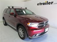 Thule Roof Rack for Dodge Durango, 2014