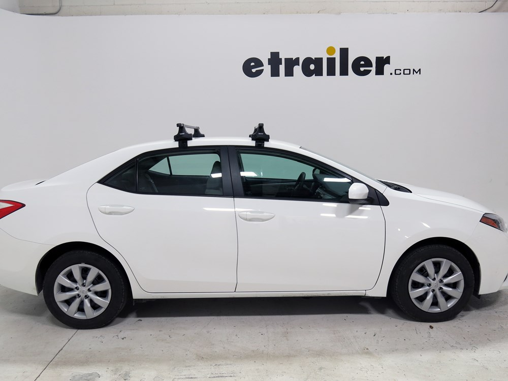 Toyota Corolla Thule Roof Rack Fit Kit for Traverse Foot