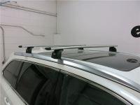 Thule Roof Rack for 2015 Highlander by Toyota | etrailer.com