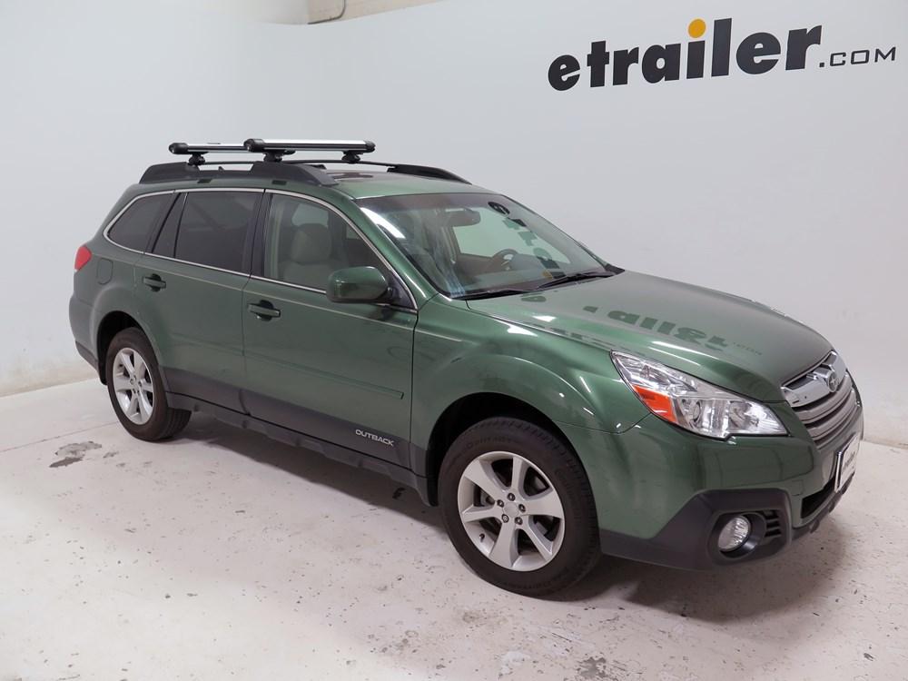 Subaru Outback Wagon Whispbar Locking Rooftop Ski and