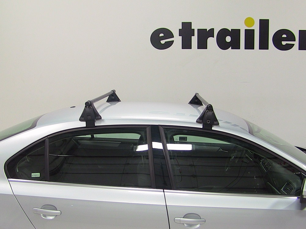 Yakima Roof Rack for Volkswagen Jetta, 2001