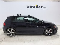Yakima Roof Rack for Volkswagen GTI, 2007 | etrailer.com