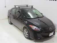 Yakima Roof Rack for Mazda 3, 2011 | etrailer.com