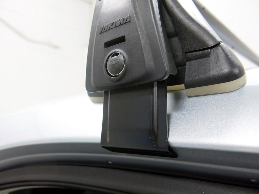 """2001 Volkswagen Jetta Round 48"""" CrossBars for Yakima Roof"""