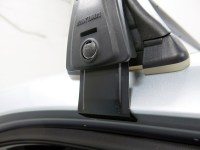 "2001 Volkswagen Jetta Round 48"" CrossBars for Yakima Roof"