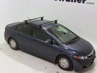 Yakima Roof Rack for 2008 Civic by Honda | etrailer.com