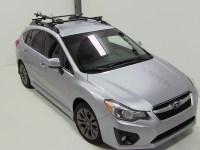 2008 Subaru Impreza Yakima ForkLift Roof Mounted Bike ...