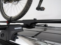 Yakima FrontLoader Wheel Mount Bike Carrier - Roof Mount ...