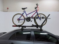 honda civic Yakima HighRoller Roof Bike Rack - Wheel Mount ...