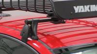 Smart Fortwo Yakima LoadWarrior Roof Rack Cargo Basket