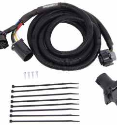 mighty cord 5th wheel gooseneck wiring harness w 7 pole connector 10 [ 1000 x 899 Pixel ]