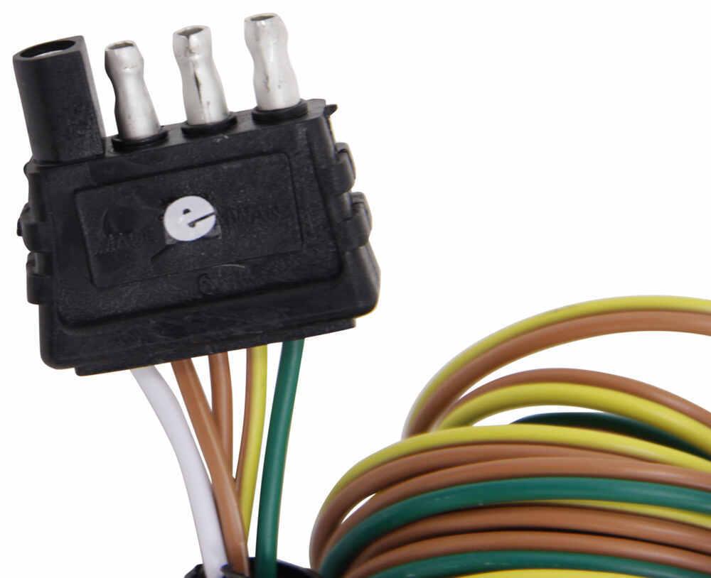 hight resolution of 4 way wishbone trailer wiring harness with 42
