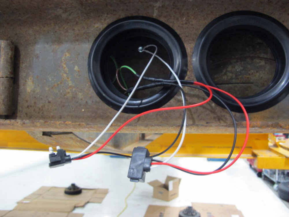 4 Prong Trailer Plug Wiring Diagram Right Angle 3 Wire Pigtail For Optronics Trailer Lights