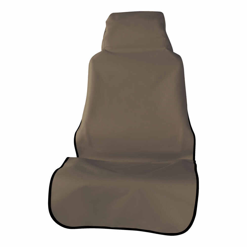 medium resolution of aries automotive seat defender bucket seat and headrest protector universal fit brown aries automotive seat covers aa3142br