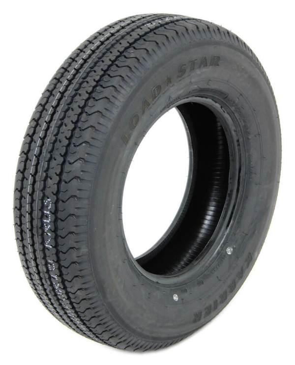 Karrier St225 75r15 Radial Trailer Tire - Load Range Kenda Tires And Wheels Am10303