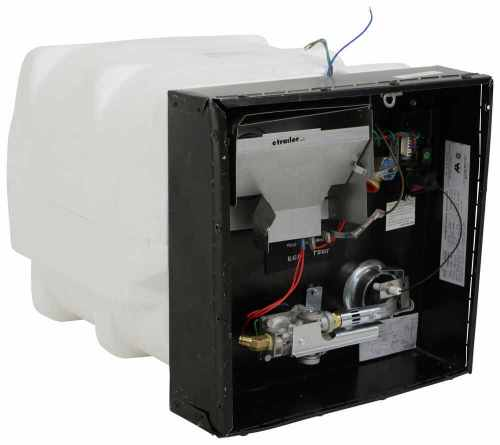 small resolution of atwood rv water heater gas automatic pilot 12 volt 10 000 btu 10 gal tank atwood rv water heaters at94191