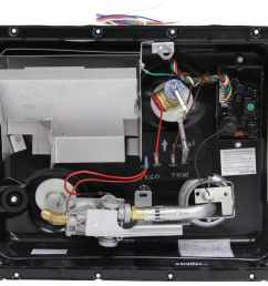 atwood rv water heater w heat exchange gas and electric automatic pilot  [ 1000 x 840 Pixel ]