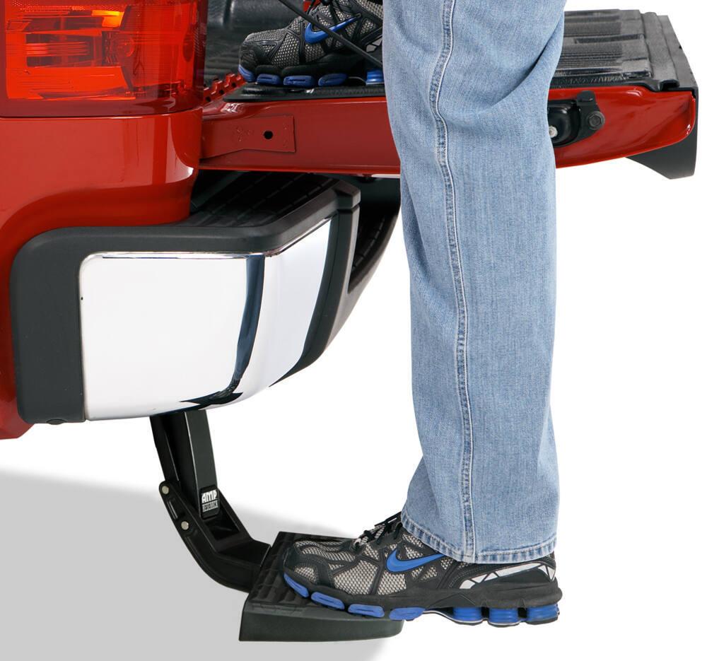 Bestop Trekstep Truck Bumper Step Aluminum Driver Or