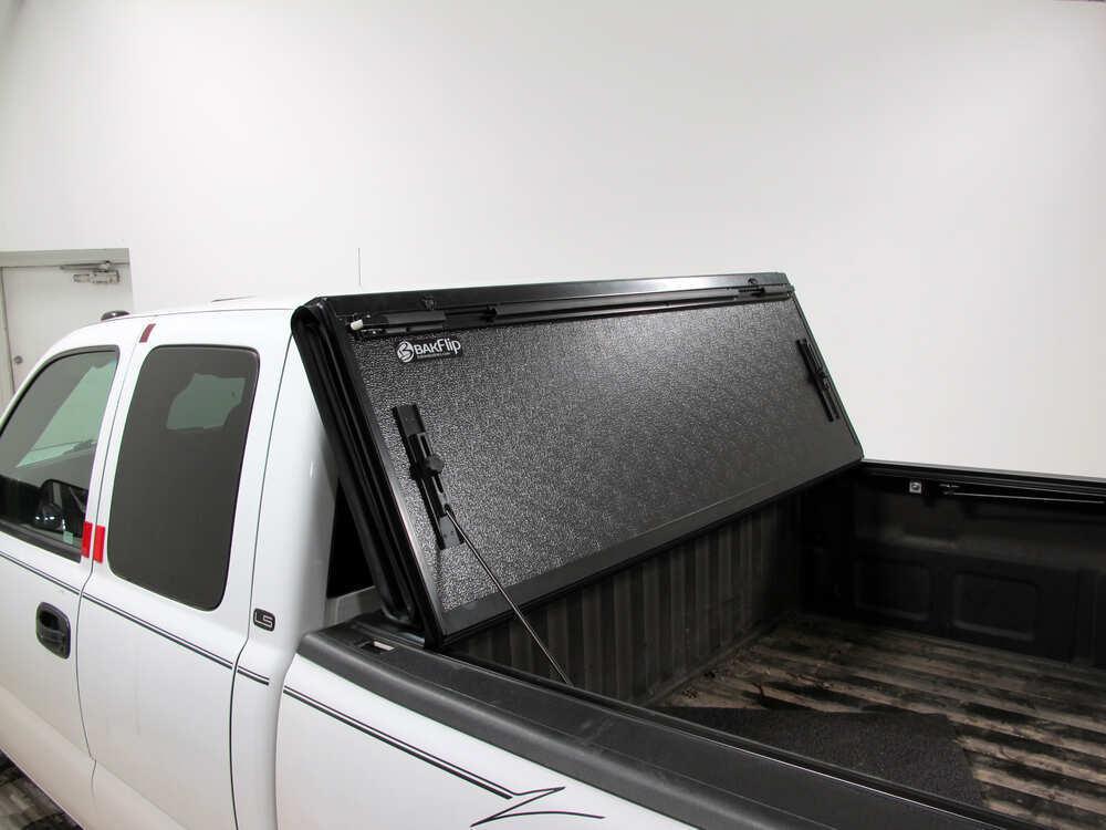 Bakflip G2 Hard Tonneau Cover Folding Aluminum Bak